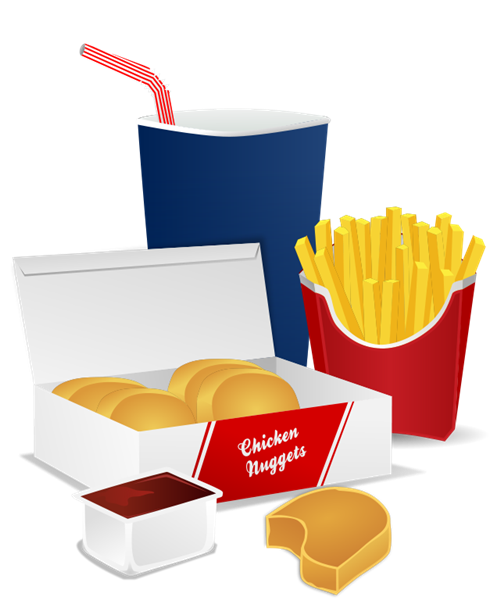 fast-food openclipart.org (Custom)