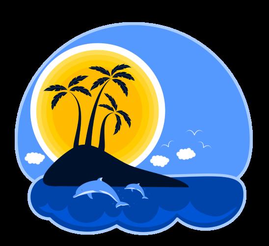 island6Openclipartdotorg (Custom)